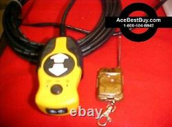 S2-4 Hydraulic 12v Gravity Down Pump wired + wireless remotes Industrial Duty