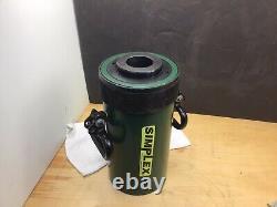 SIMPLEX RC606A ENERPAC RCH606 Hydraulic Cylinder 60 TON Hollow 6' STROKE #1