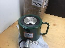 Simplex RLS1002 RCS1002 NEW! Hydraulic Cylinder 100 Ton 2 Stroke Low Height