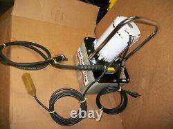 Spx Powerteam Pe172 Model A Electric Hydraulic Pump 10,000 Psi 700 Bar 1/2 HP