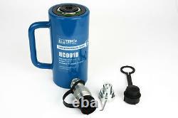 TEMCo HC0010 Hydraulic Cylinder Ram Single Acting 20 TON 4 Inch Stroke