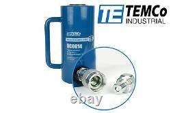 TEMCo HC0014 Hydraulic Cylinder Ram Single Acting 30 TON 6 Inch Stroke