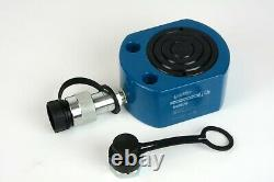 TEMCo HC0028 Telescoping Hydraulic Cylinder Tons 30.9/13.7/5 @ Stroke. 47/. 87