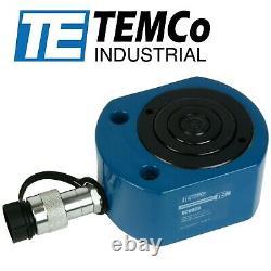 TEMCo HC0029 Telescoping Hydraulic Cylinder Tons 49.6/13.7/5 @ Stroke. 59/1.0