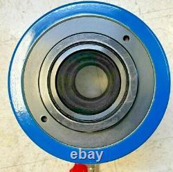 TEMCo Hollow Hydraulic Cylinder Ram 100 TON 3 In Stroke 1 YEAR Warranty