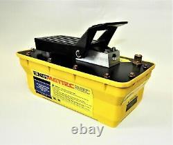 10.000 Psi Air Over Hydraulic Power Pack Avec Tuyau De 2 Mètres Et Couplers