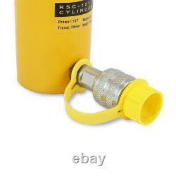 10/50 Tonnes 2/4 Course Simple Acting Ram Hydraulic Cylinder Jack