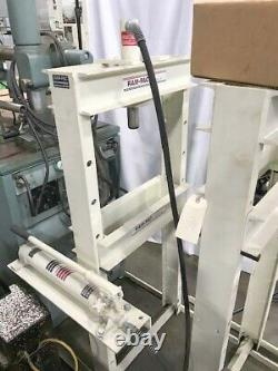 10 Tonnes Ram-pac H-frame Hydraulique Boutique Presse Roulement Presse Fabriqué Aux États-unis