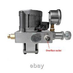 10mpa Single Acting Hydraulic Oil Pump Dump Trailer Power Unit DC 12v Unit Pack