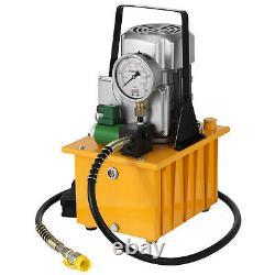110v 70mpa 10000psi Electric Driven Hydraulique Pompe Pedal Solénoïde De Contrôle
