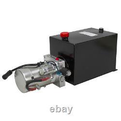 12 Volt DC 1,4 Gpm 3000 Psi Unité D'alimentation Hyd À Action Unique Bucher Wuxi 9-12367-32
