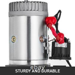 12v DC Single Acting Hydraulic Power Pack Avec Réservoir 4.5l Zz003468