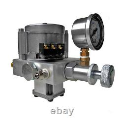 12v Hydraulic Power Unit Pack Single Acting Oil Pump Dump Trailer Excavatrice Lift