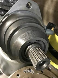 1 Nouveau Moteur De Pompe Hydraulique Rexroth D-89275