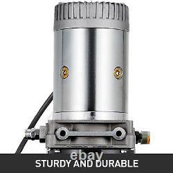 20 Quart Single Acting Hydraulic Pump Dump Trailer 12v Unit Pack Control Kit (en Français)