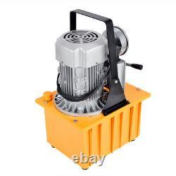 220v 70 Mpa Pompe Hydraulique À Commande Électrique Avec Valve Manuelle À Action Unique