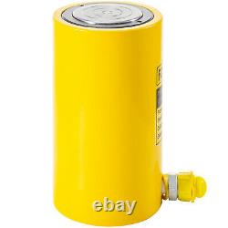 50 Tonnes 6 Temps Simple Effet Cylindre Hydraulique Jack Ram