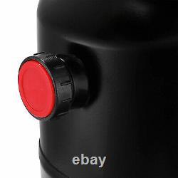 6 Pintes Simple Effet Pompe Hydraulique Remorque À Déchargement D'alimentation 12v Unité Unité Pack