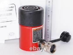Bva H2501 25 Ton 143mm À 169mm Cylindre Hydraulique Jack 1 Course Nouveau