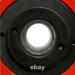 Cylindre Hydraulique Creux De 20 Tonnes 100mm Atteinte 210mm Hauteur Fermée