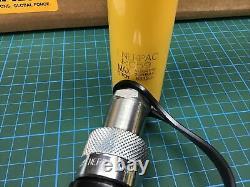 Cylindre Hydraulique Enerpac Rc59, 5 Tonnes, 9 Coups 10 000 Psi Nouveau