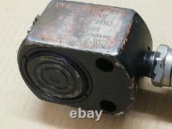 Cylindre Hydraulique Hi-force Hps100 10 Tonnes, Vérin De Basse Hauteur