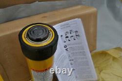 Cylindre Hydraulique Série Enerpac Rc-106 Duo 10 Tonnes Nouveau En Boîte