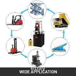 Dc12v Volt 4 Quart Unité D'alimentation De Pompe Hydraulique À Action Unique Oe Pack Lift