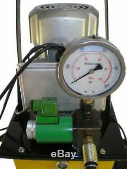 Driven Électrique (b-630e) Pompe Hydraulique (simple Effet De L'électrovanne)