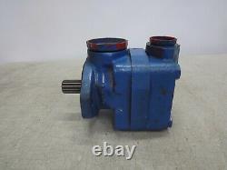 Eaton Vickers V201s9r15a11l Pompe À Vane Hydraulique V20 9 Gpm 13 Arbre À Épingles Nouveau