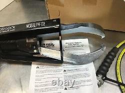 Enerpac Ephr108 Hydraulic Puller Set 10 Tonnes P392 Pump Ram Point Set Nouveau