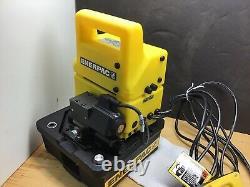 Enerpac Nouveau! Pompe Hydraulique Pud1100b, 115v 10 000 Psi