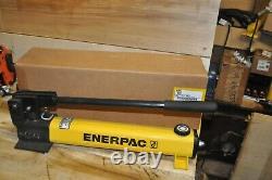 Enerpac P391 Pompe À Main, 1 Vitesse, 10 000 Psi, 55 Cu En Nouveau