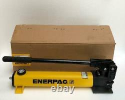 Enerpac P392 Pompe À Main Hydraulique À Deux Vitesses 700 Bar/ 10 000 Psi