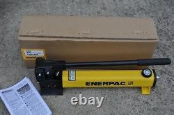 Enerpac P392 Pompe Hydraulique À Main 700 Bar/10 000 Psi Neuve