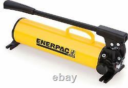 Enerpac P80 Two Speed, Pompe Hydraulique À Main En Acier Ultima