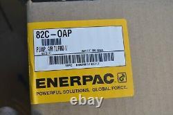 Enerpac Patg-1102n Turboii Pompe Hydraulique 3 Voies Valve Treadle Parker 82c-0ap USA