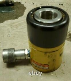 Enerpac Rc251 25 Tonnes Cylindre De Bélier Creux Hydraulique 10 000 Psi