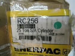Enerpac Rc256, Cylindre Hydraulique De 25 Tonnes, 6,25 Coups, 10 000 Psi