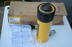 Enerpac Rc-256 Cylindre Hydraulique 25 Ton 6 Stroke Duo Series Nouveau
