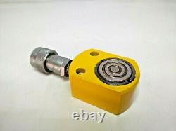 Enerpac Rsm100, 10 Tonnes Capacité Cylindre Hydraulique De Basse Hauteur #2 Livraison Gratuite