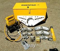 Enerpac Stb-101x 103058 1/2 À 2 Bentre De Pièces One Shot Avec Puj-1200b Pump