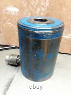 Europress 30 Ton Cylindre Hydraulique De Jack Hollow Cmf30n50 Ressort Retour, 700 Bar