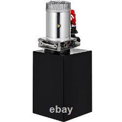 Grue À Décharge De Pompe Hydraulique À Action Unique De 20 Litres