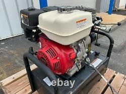 Hydra Buddy Par Brave Hbhxl13gx XL Portable Hydraulic Unit Avec Moteur Honda Gx