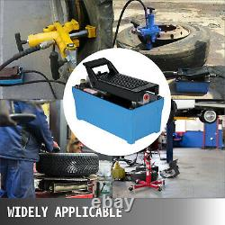 Pompe À Air Hydraulique Avec Pompe A Pieds 6ft Tuyau Simple Effet Aw-46 10000psi