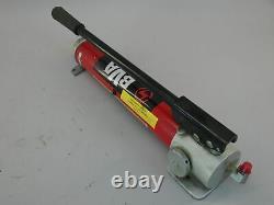 Pompe À Main Hydraulique Hydraulique Bva, P1000, 10 000 Psi