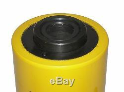 Pompe À Main Hydraulique Simple Effet Creux Ram Cylindre (20tons 2)