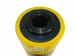 Pompe À Main Hydraulique Simple Effet Creux Ram Cylindre (30tons 4)