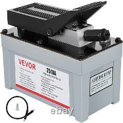 Pompe À Pied Hydraulique À Air Vevor 2510a Réparation Automatique De La Pression De Libération D'énergie
